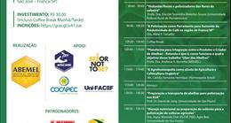 2º Workshop de Capacitação em Manejo para aumento da Produtividade Apícola e Polinização