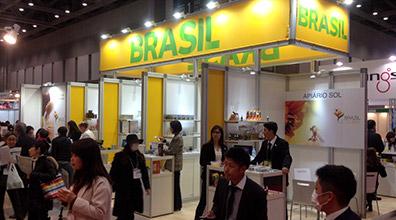 Empresas do setor apícola participam de feira no Japão